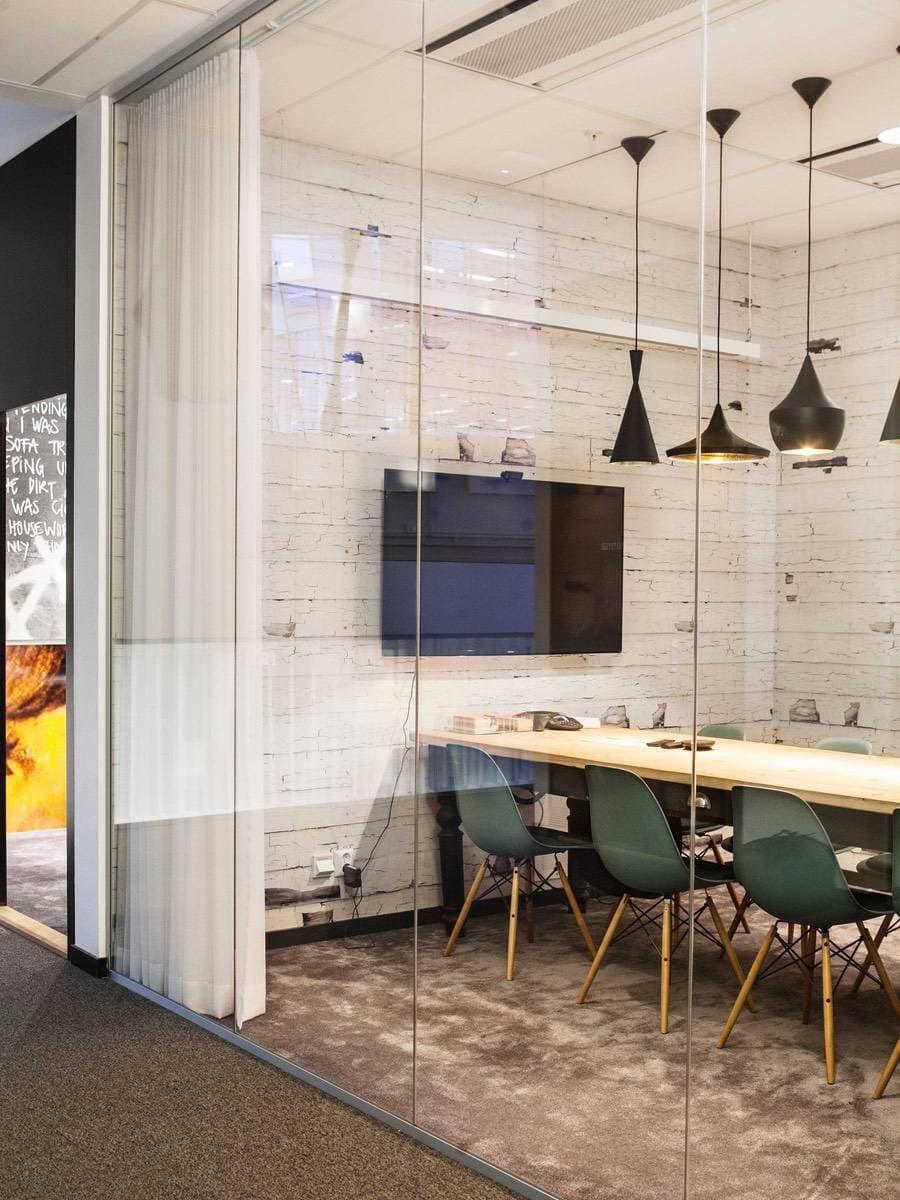 Spotifys kontor i Stockholm.