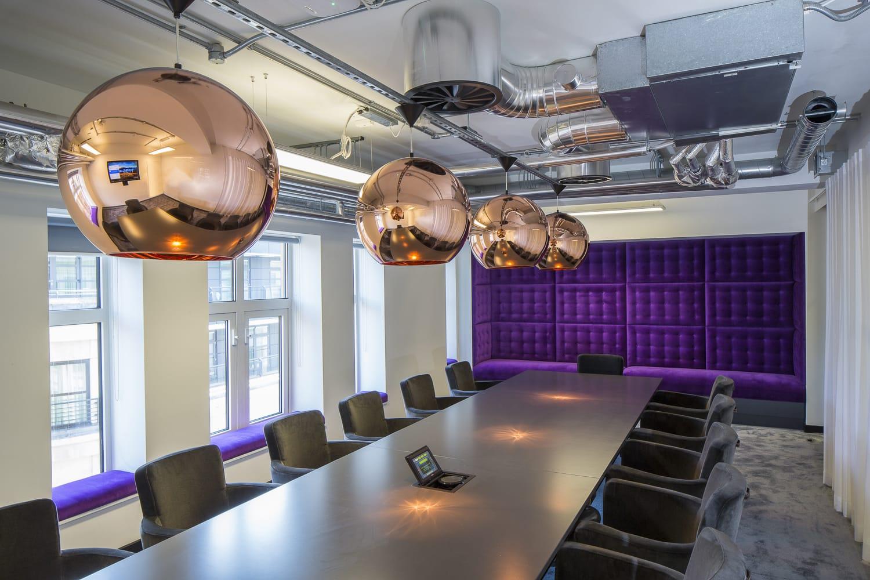 Inred kontoret stilsäkert med Storey Interior